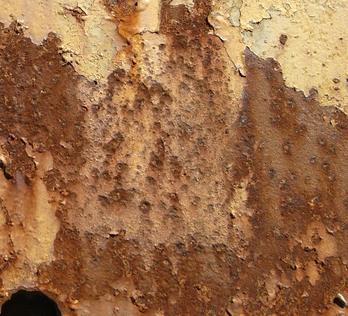 Deterioration - Decay - Rust