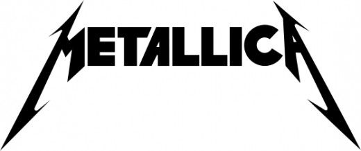 The famous Metallica logo.