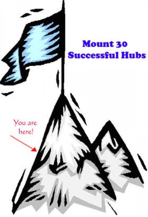 Mount 30 Hubs In 30 Days