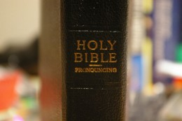 It all starts here, God's word!