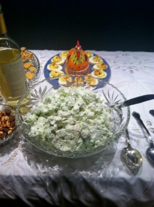 Watergate Salad