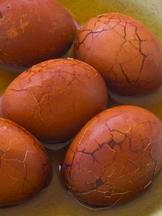 Tea Eggs Image: © Zkruger | Dreamstime.com