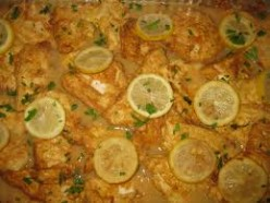 What is your best tasting Chicken Francese recipe?