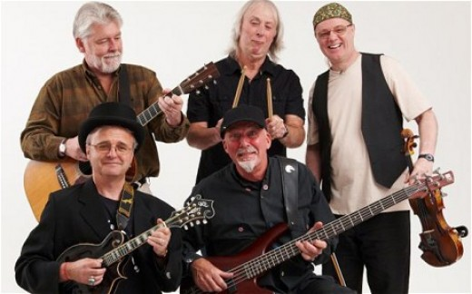 The Current Fairport Convention