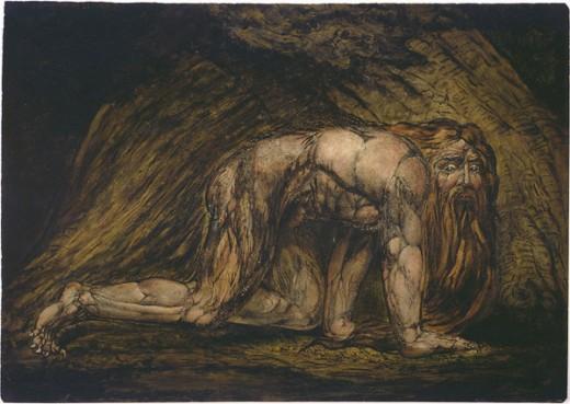 """""""Nebuchadnezzar"""" by Blake"""