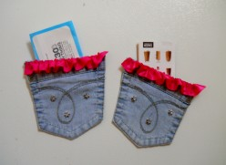 Creative DIY Uses for Old Blue Jeans | Recycle Bluejeans