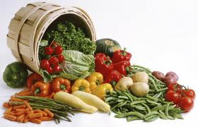 Garden Vegetables Are Both Fresh & Poison Free