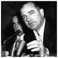 How did McCarthyism  in the 1950's come about?