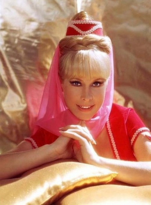 "Case in point: Jeannie. She was gorgeous, and kissed her ""master's a*s."" Yet, he pushed her away."