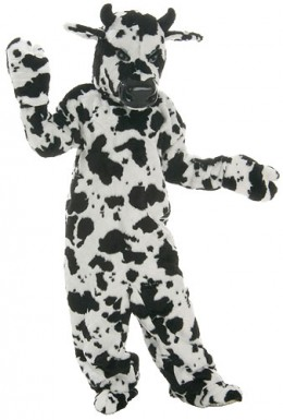 """A moo cow. A true cow. A new cow named Caroline. Moo, Moo, Moo, Moo."" --Gypsy"