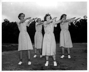 Exercise in the 50's