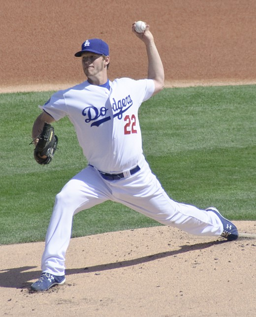 Great photo of a great pitcher by Dirk Hansen. (Some Rights Reserved.)