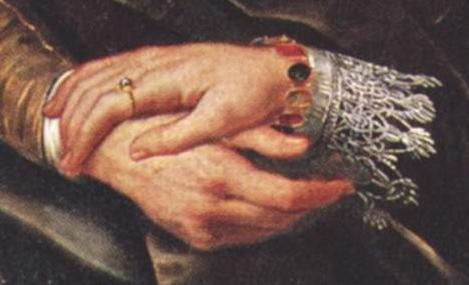 Loving Hands Paul Rubens
