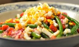 Spanish Green Bean Salad. Image: © Siu Ling Hui