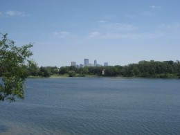 Lake of the Isles, Minneapolis