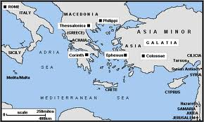 MEDITERRANEAN ANTIQUITY MAPPED OUT