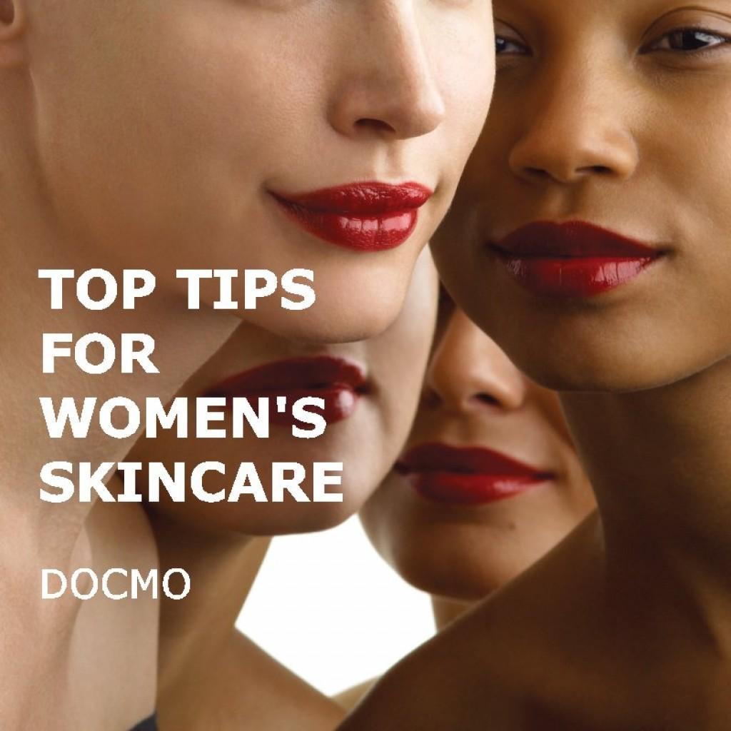Skin Care Tips: Top Tips For Women's Skin Care