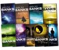 Favourite Science Fiction: Iain M. Banks books.