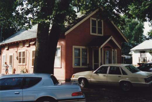 House at Clear Lake, Iowa