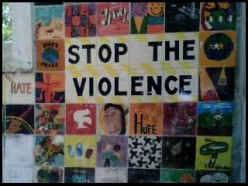 What can we do to stop all of the senseless violence in the world around us?