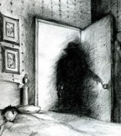 Have you ever saw a shadow person or shadow being?