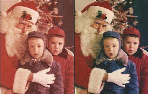color correction comparison - images by timorous