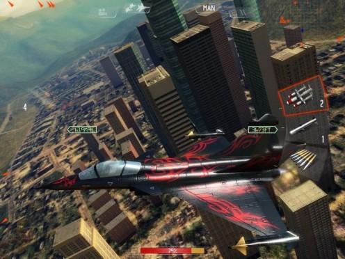 Sky Gamblers: iPad 3 HD Game