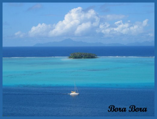 South Pacific Island of beauty, romance, snorkeling and scuba diving!
