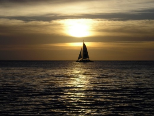 Sail Away On a Sea of Transquility