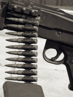 History of the Automatic Weapon