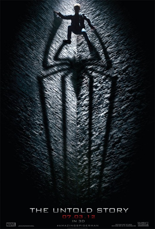 2012 The Amazing Spiderman