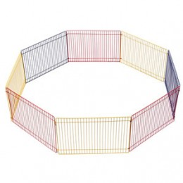 A hamster playpen will allow your pet to play safely without escaping.