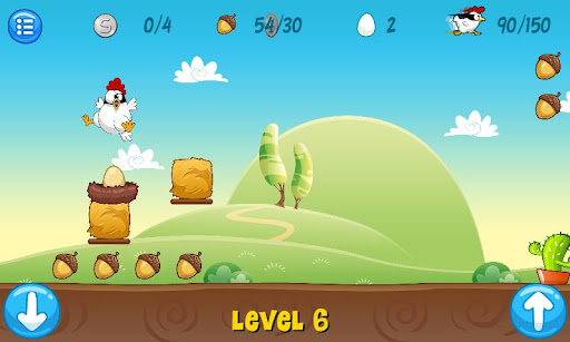 Ninja Chicken