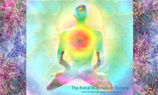 the astral body in color