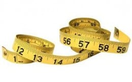 pic of measuring tape