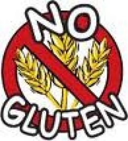 pic of no gluten symbol