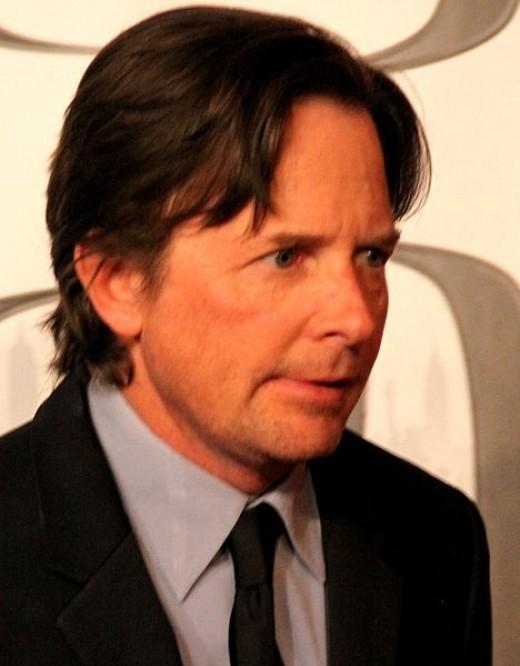 Michael J Fox, Parkinson Patient and Celebrity
