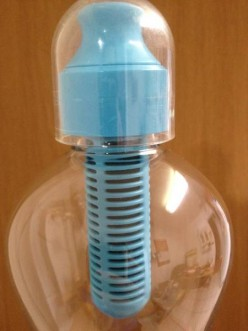 Bobble Filter Review- Eco Friendly Water Filter Bottle
