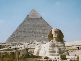 There was wide spread belief in ghosts in ancient Egypt