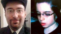 Levi Aron and Leiby Kletzky