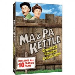 The Films of Ma & Pa Kettle
