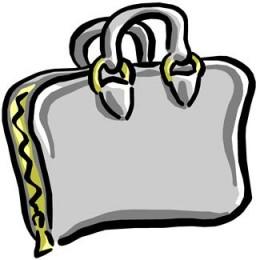 My briefcase.