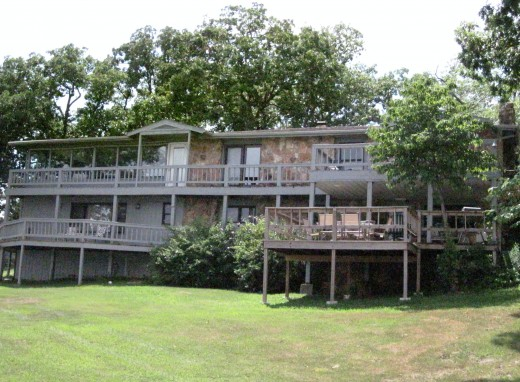 Home in the Ozarks
