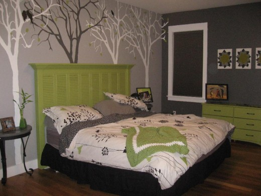 Gray Grey Living Room Bedroom Walls D Cor Plus How To Use Furnitures