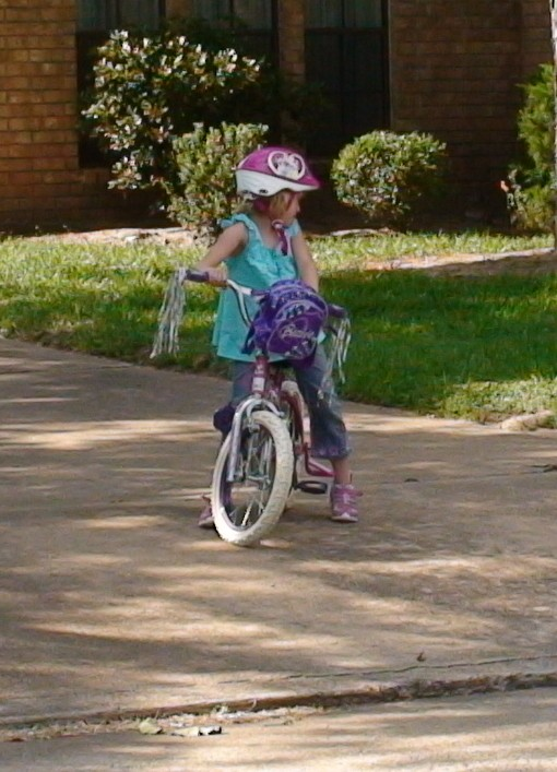 Teach kids to look both ways before crossing the road.