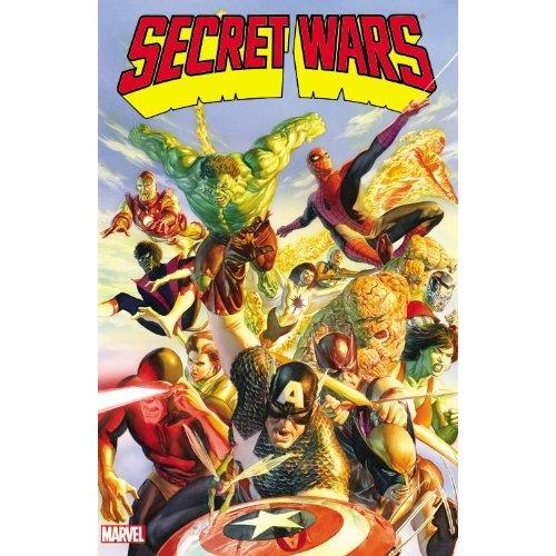 Secret Wars Trade Paperback