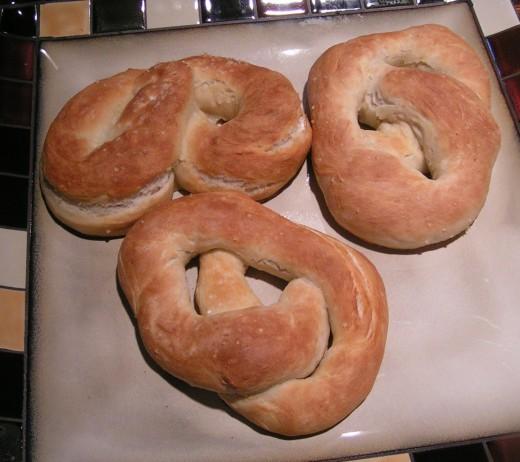 The classic soft pretzel!