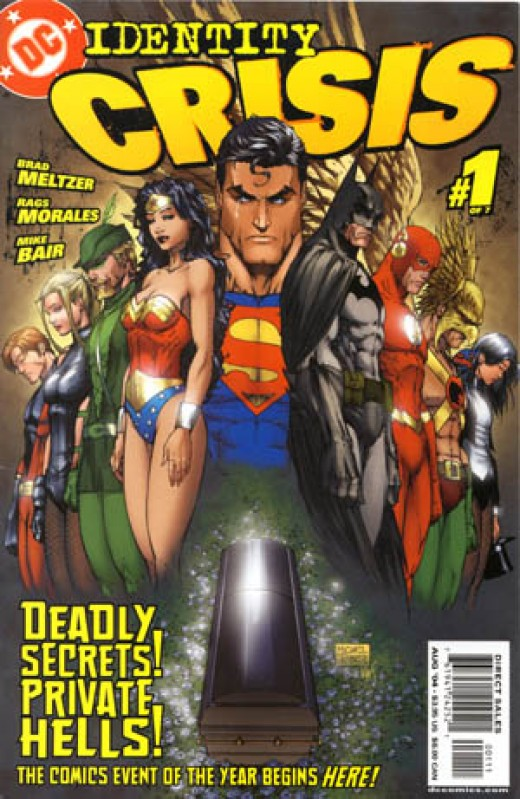 Justice League: Identity Crisis (2004)