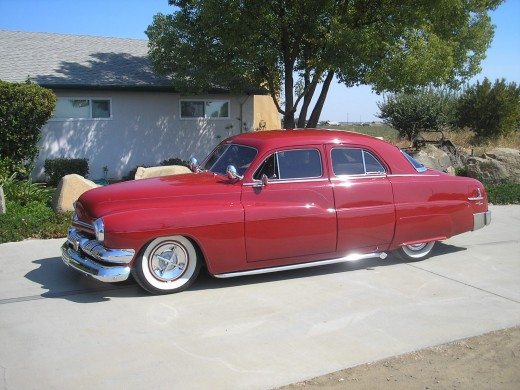 1951 Mercury Street Rod