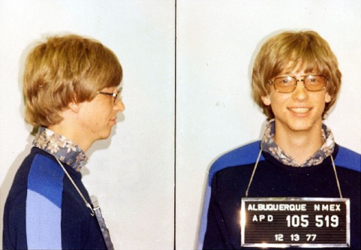 This guy turned out pretty alright, right? (It's Bill Gates)